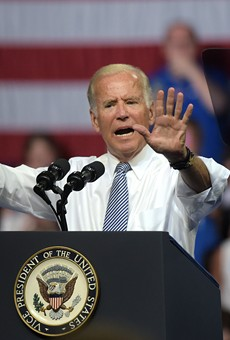 Former Vice President Joe Biden in 2016.