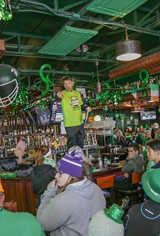 You can ease into Saint Patrick's Day with Royal Oak's 'Saint Practice Day' bar crawl