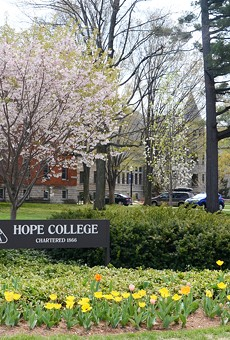 Hope College in Holland.