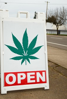 Voters split on marijuana businesses in 2 metro Detroit communities
