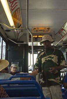 DDOT bus.