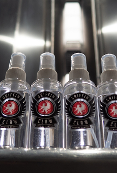 Michigan distilleries are now making hand sanitizer to help fight the coronavirus