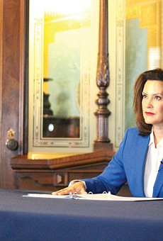 Email Print Share Gov. Whitmer announces three-week stay-at-home order as coronavirus spreads in Michigan