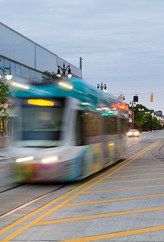 Detroit's QLine streetcar service reduced due to the coronavirus