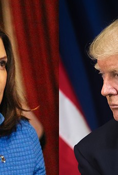 Gov. Gretchen Whitmer and President Trump sparred on Thursday over federal aid for Michigan.