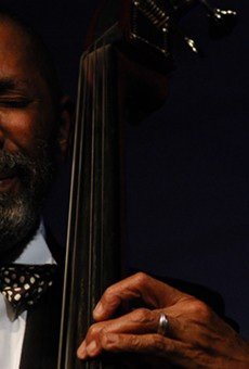 Ron Carter in 2007.