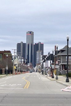 Detroit reports lowest one-day increase in coronavirus deaths in more than a month