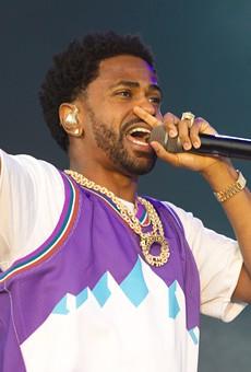 Rapper Big Sean.