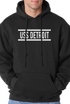 Merchandise for your favorite boat, USS Detroit, now available