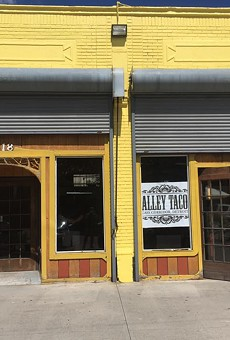 Alley Taco in, Goodwells out at Cass Corridor space