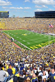 The number of people in the U.S. dead from COVID-19 could fill Michigan Stadium (3)