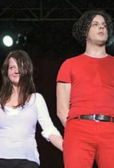 The White Stripes, circa 2009.