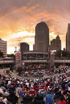 Detroit International Jazz Festival.