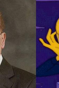 10 things Warren mayor Jim Fouts  looks like