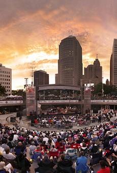 Detroit International Jazz Festival.