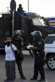 Detroit police arrested more than 100 protesters on June 2 for violating curfew.