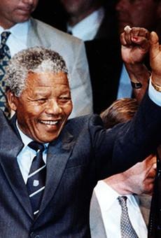 Nelson Mandela's historic Tiger Stadium rally 30 years later