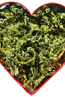 Scientists warn smoking weed could be bad for your heart