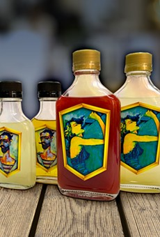 Detroit's Savant partners with artist Tony Roko for stylish cocktails-to-go