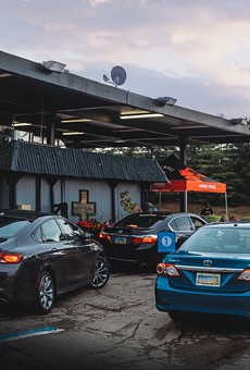 Ypsilanti dispensary The Patient Station is now selling recreational weed, celebrates with drive-up party