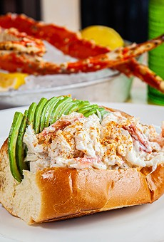 Pacific Northwest Crab Rolls are coming to Hazel, Ravines and Downtown.