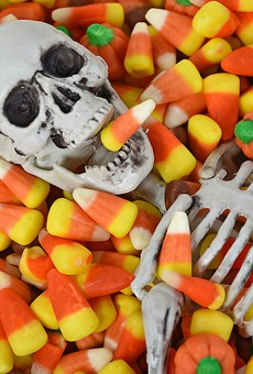 Candy corn, the unsung hero of Halloween, is Michigan's favorite candy once again