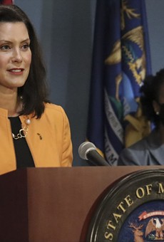 Whitmer says Trump's COVID-19 infection should serve as 'a wake up call,' while Tlaib blasts the president