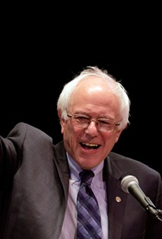 Bernie Sanders to hold drive-in rally in Macomb County to stir up support for Biden