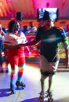 Skate 'N Dance party returns to Detroit's Lexus Velodrome with Motown Funk theme