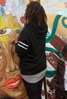 Artist Dana Selah Elam honored with mural (2)