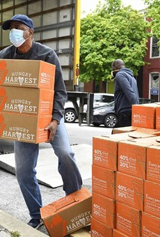 Make your grocery delivery do more with Hungry Harvest