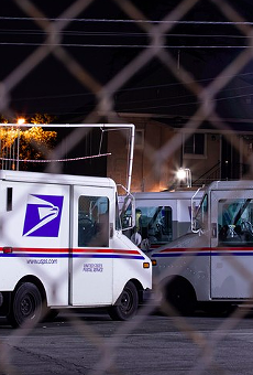 USPS disregards court order to 'sweep' Detroit facilities for lost mail-in ballots