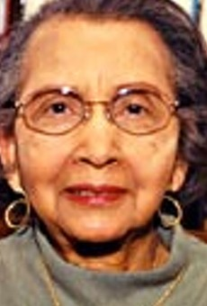 Noted poet laureate of Detroit Naomi Long Madgett, dead at 97 (2)