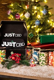 The Top CBD Products for Christmas