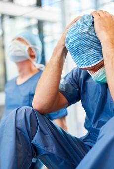 Surge in COVID-19 cases puts pressure on Michigan hospitals