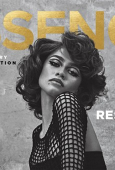 Zendaya channels Detroit supermodel Donyale Luna for 'Essence' cover (2)