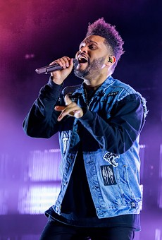 The Weeknd reschedules Detroit date at Little Ceasars Arena for 2022 so we can finally be sad and horny together