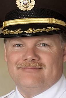 Barry County Sheriff Dar Leaf.