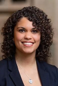 Kimberly Rustem, new director of Detroit's Civil Rights, Inclusion and Opportunity department.