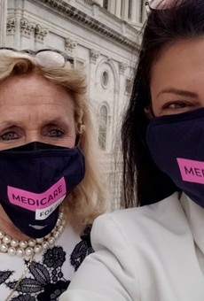 Michigan lawmakers Dingell and Tlaib unveil new Medicare for All legislation (2)