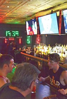 Briggs Sports Bar.