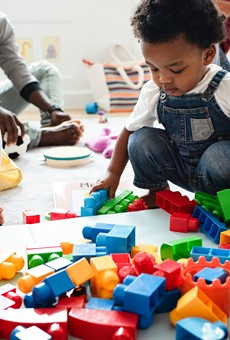 Child care costs as much as college for some Michigan families