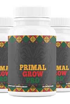 Primal Grow Pro Reviews - Is Primal Grow Pro Male Enhancement Supplement Worth Buying? Effective Ingredients? Any Side Effects?