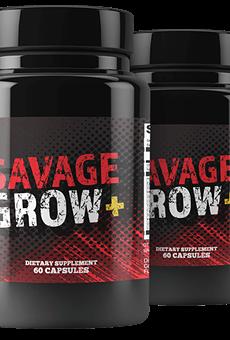Savage Grow Plus Reviews - Do Savage Grow Plus Ingredients Work? Is it Scam or Legit? Real Customer Reviews
