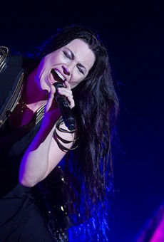 WAKE US UP INSIDE, AMY LEE!