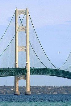 Enbridge Inc.'s Line 5, which runs through the Straits of Mackinac, has spilled more than 1 million gallons of fossil fuels into waters since 1968, according to researchers.