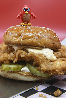 Cluck Norris Ass-Kickin' Chicken ghost kitchen opens in metro Detroit