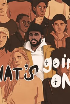 Motown releases new video for Marvin Gaye's What's Going On.