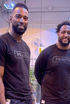 Calvin Johnson and Rob Sims.