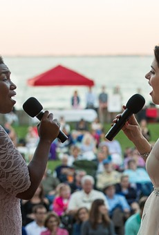 The Michigan Opera Theatre's touring ensemble will perform free, hourlong sets throughout the summer as a part of the Opera in the Park series.